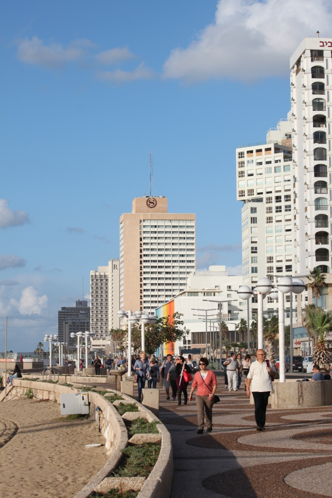 10.31.14 Tel Aviv Promenade