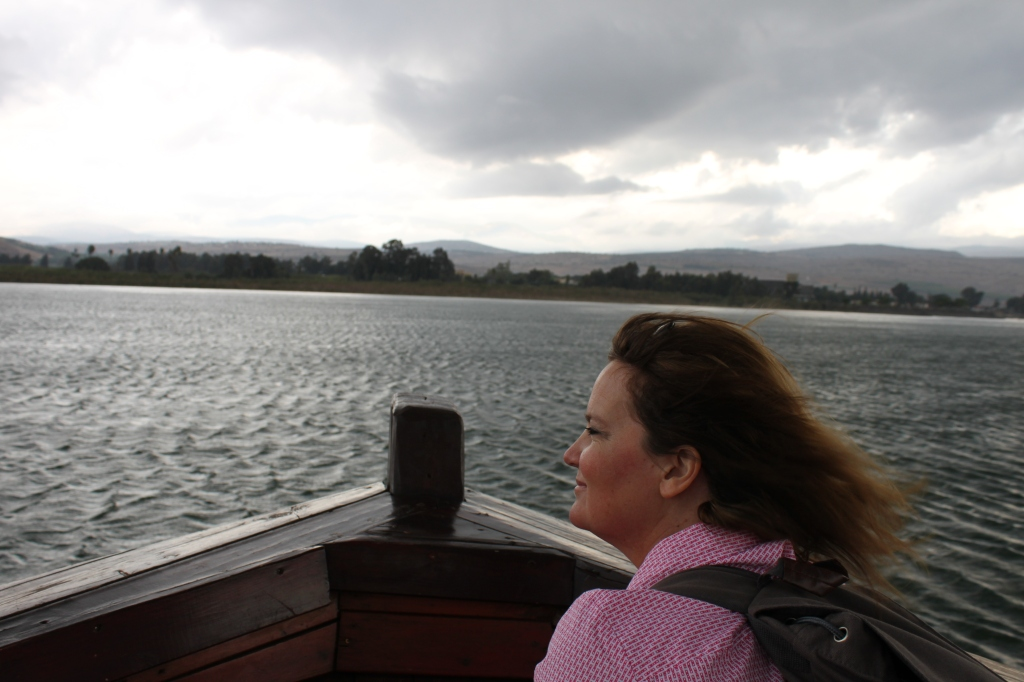 11.3.14 Sea of Galilee Boat Susan