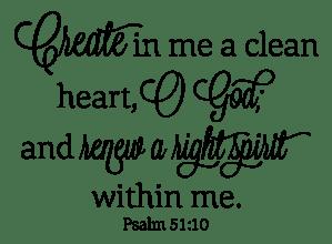 1-9 Psalm 51_10 WORDart