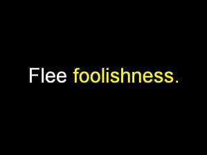 GUWG-Foolishness