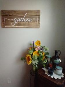 blog sunflowers Della
